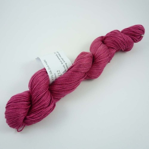 Span6 silk4plyrasberry