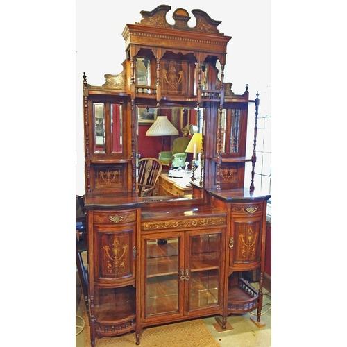 Span6 cabinet