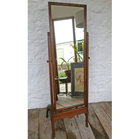 Category single thumb cheval mirror