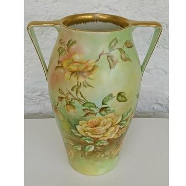 Category single thumb limoges vase