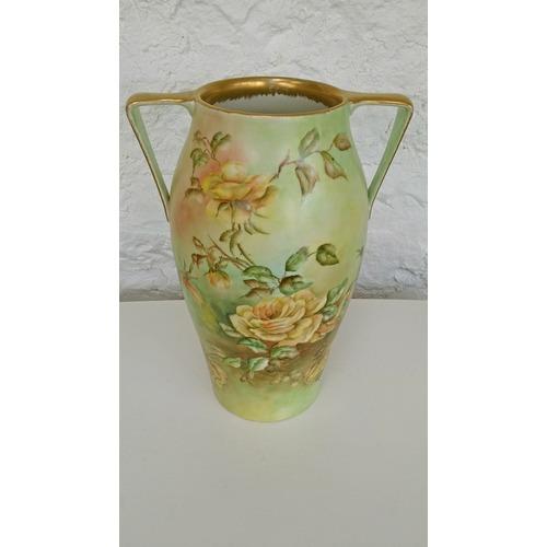 Span6 limoges vase