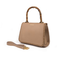 Category single thumb willique handbag cream side web