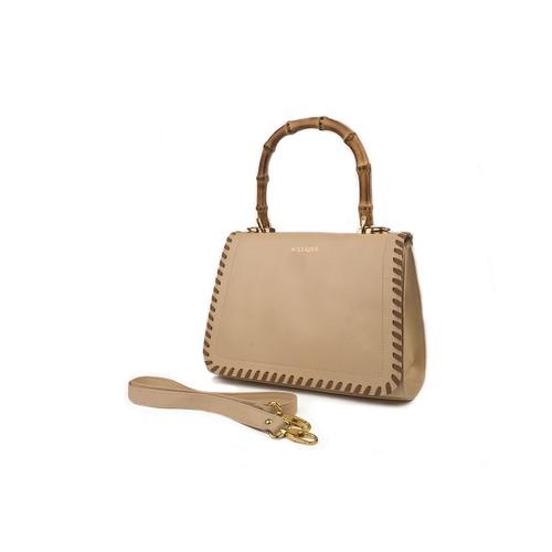 Span6 willique handbag beige side web