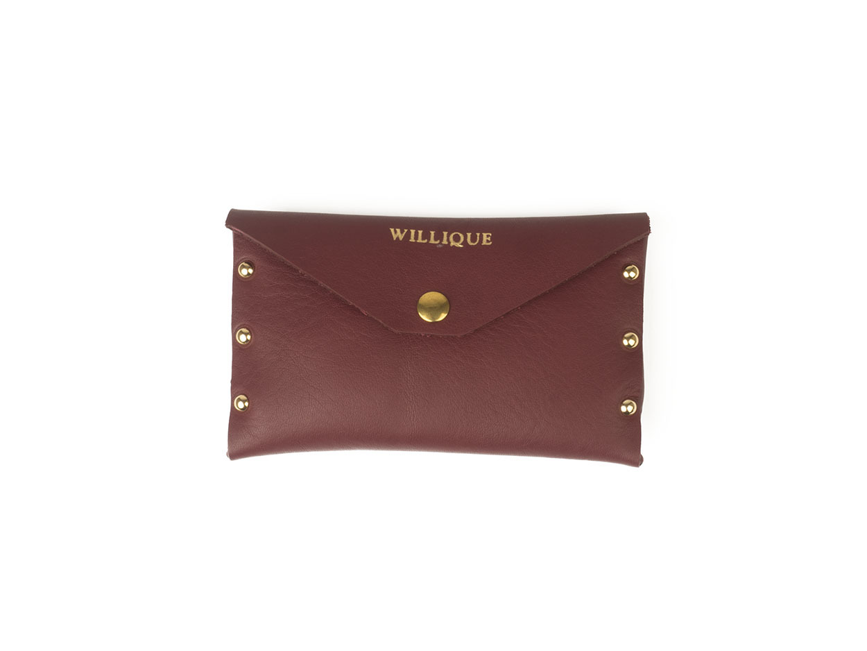 Willique wallet red web