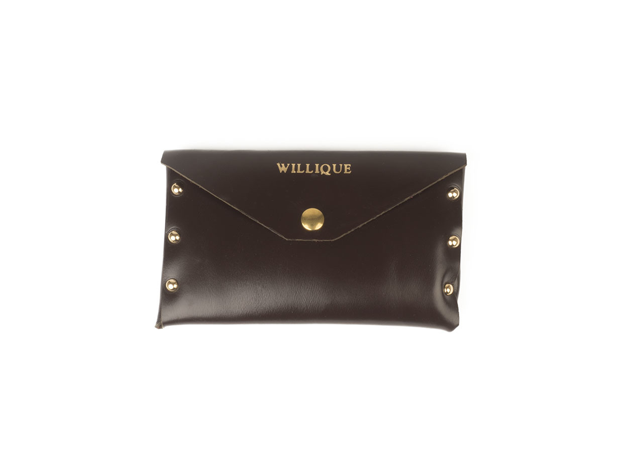 Willique wallet brown web